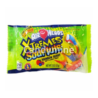 Airheads Airheads X-Tremes Sourful 56 gr