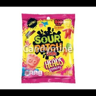 Sour Patch Kids Heads Bag 141 gr