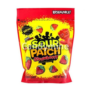 Sour Patch Strawberry 283 gr