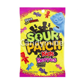 Sour Patch Berries