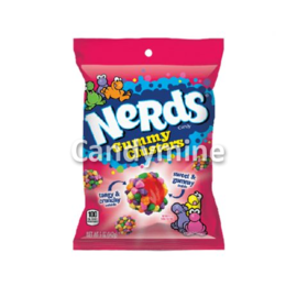 Willy Wonka Candy Nerds Gummy Clusters