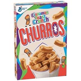 General Mills Cinnamon toast crunch churros