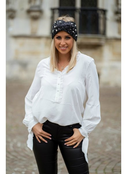 White Blouse Long Sleeve