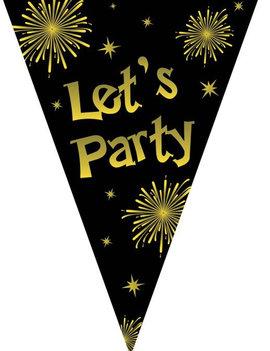 Vlaggenlijn 'Let's Party'