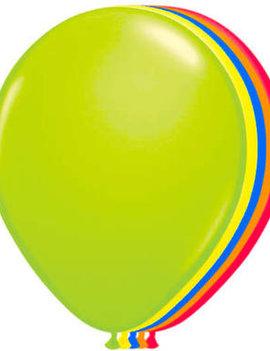 Ballonnen Neon Multicolor