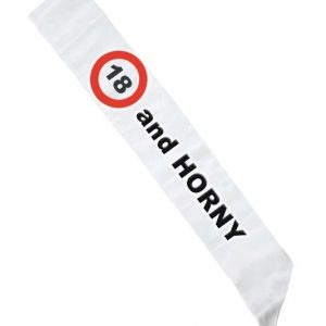 Sjerp 18 'And Horny'