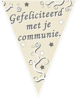 Vlaggenlijn Communie