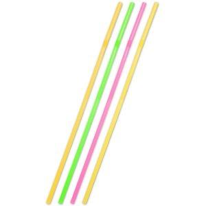 Jumbo XXL Rietjes Multicolor