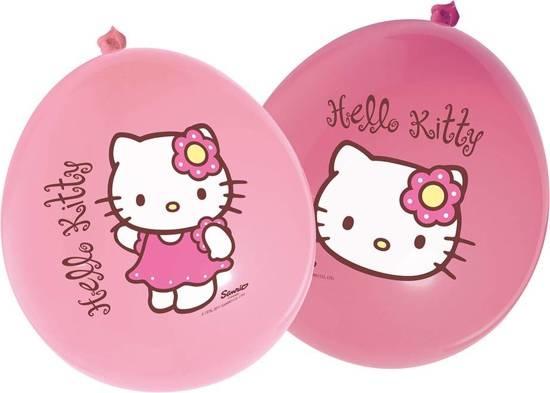 Hello Kitty Ballonnen