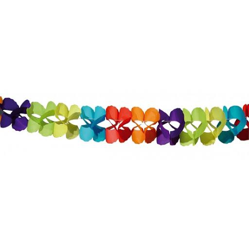 Accordeonslinger Multicolor 6m