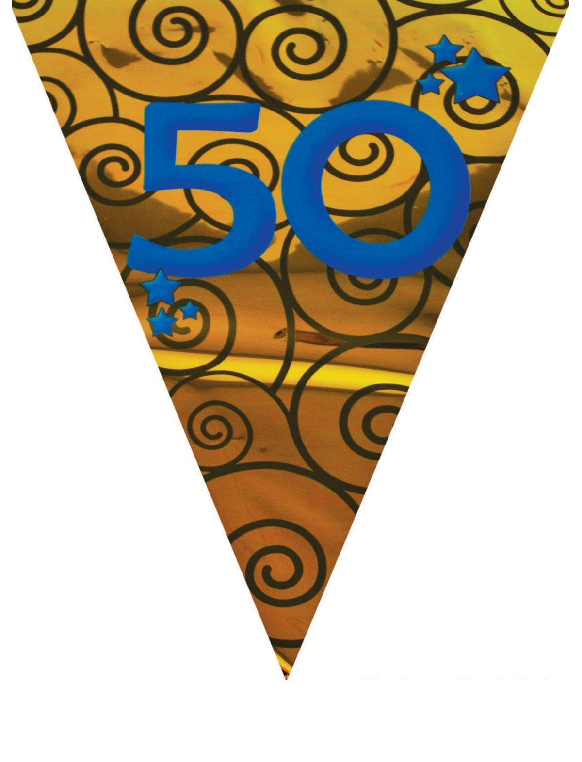 Vlaggenlijn Jubileum 50