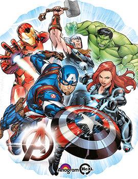 Avengers Helden Folieballon Marvel 17inch