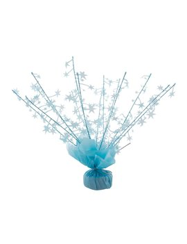 Ballongewichtje Lichtblauw  32cm