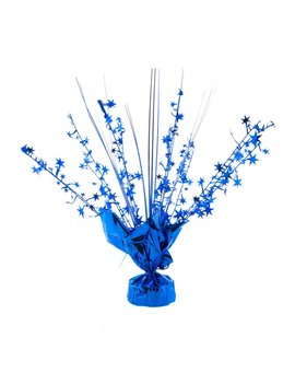 Ballongewichtje Blauw  32cm