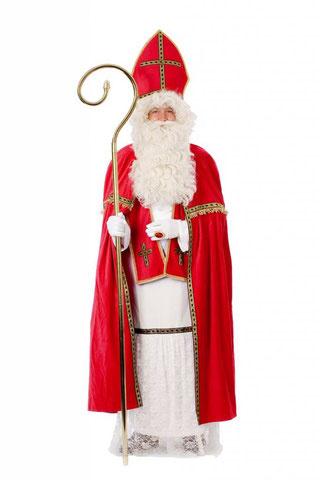 Sinterklaaskostuum Huren