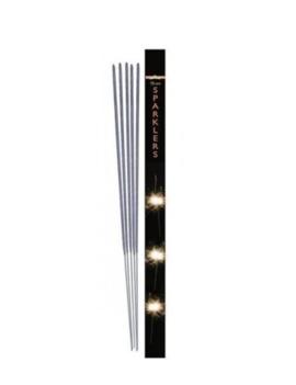 Vuurwerkstokjes   Taartstokjes 70cm