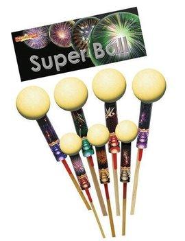Super Ball Vuurwerkpijlen 50m - 60m Hoog