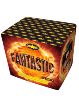 Fantastic Vuurwerkbatterij 30 Shots