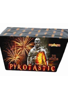 Pyrotastic Vuurwerkbatterij 70 Shots