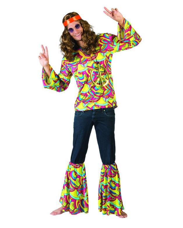 Hippie Hans Kostuum