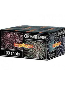 Chrysanthemum Vuurwerkbatterij 100 Shots