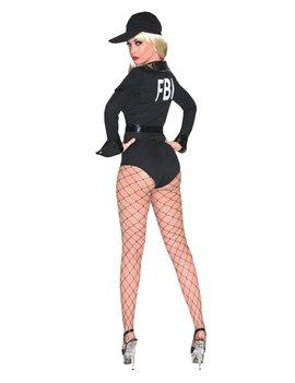 FBI Sexy Vrouw Kostuums | Sexy