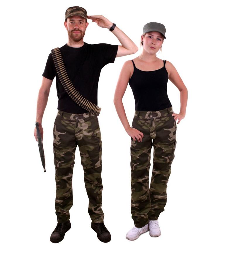 Leger/ Camouflage  Broek