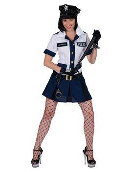 Politievrouw  Amy | Kostuum