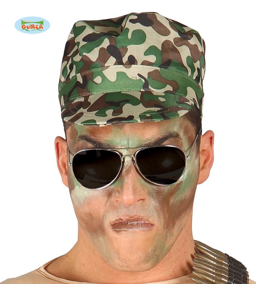 Leger Petje   Camouflagepet Soldaat