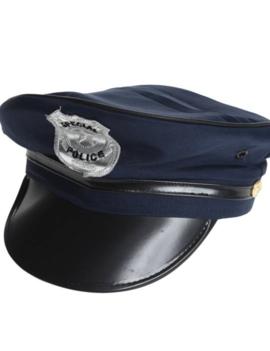 Politie Pet | Politiepet Blauw