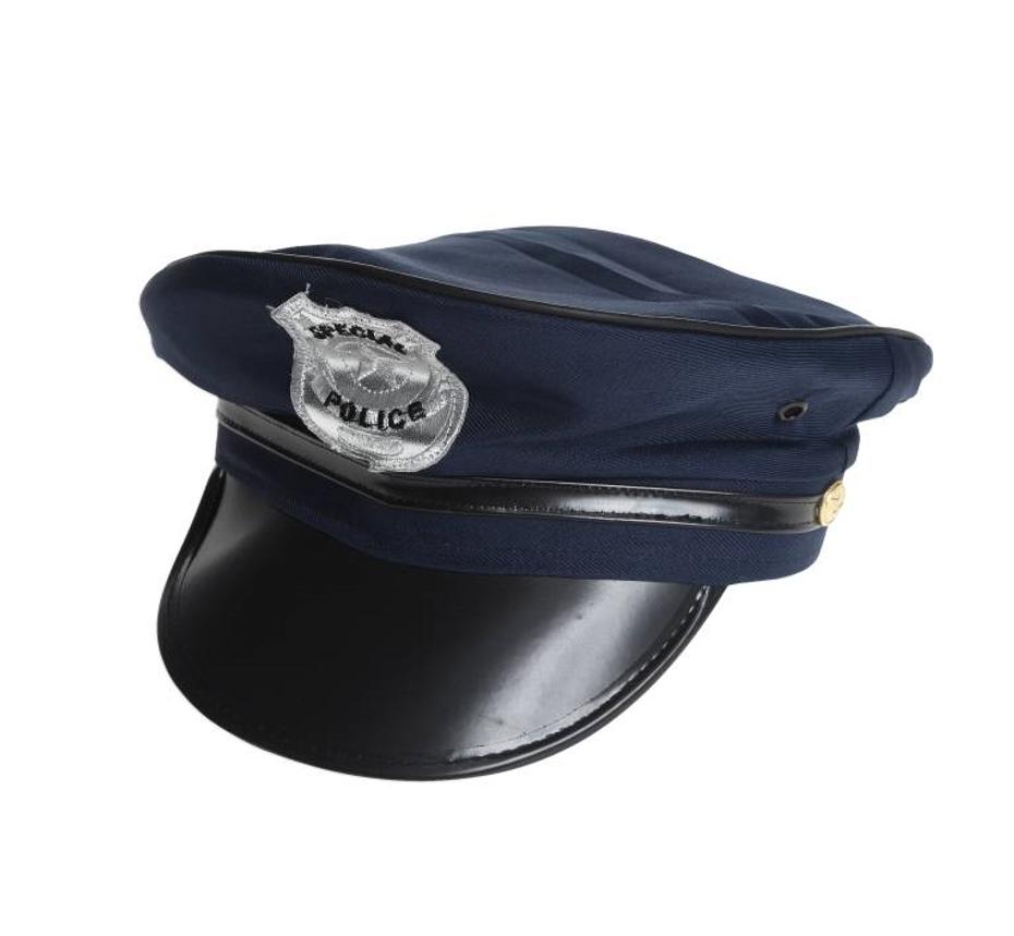 Politie Pet   Politiepet Blauw