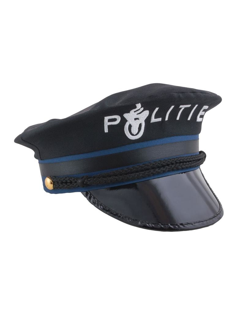 Politie Pet | Politiepet/ Kepie Donkerblauw