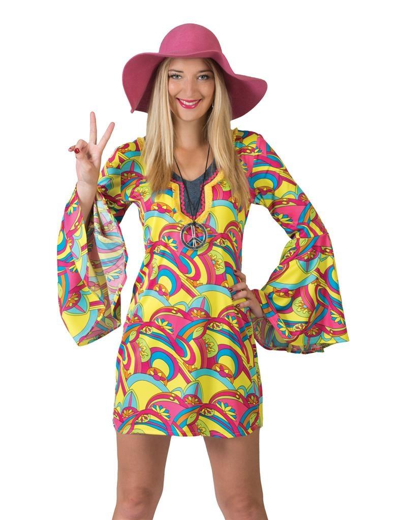 Hippie Hannah Kostuum | Dameskostuum