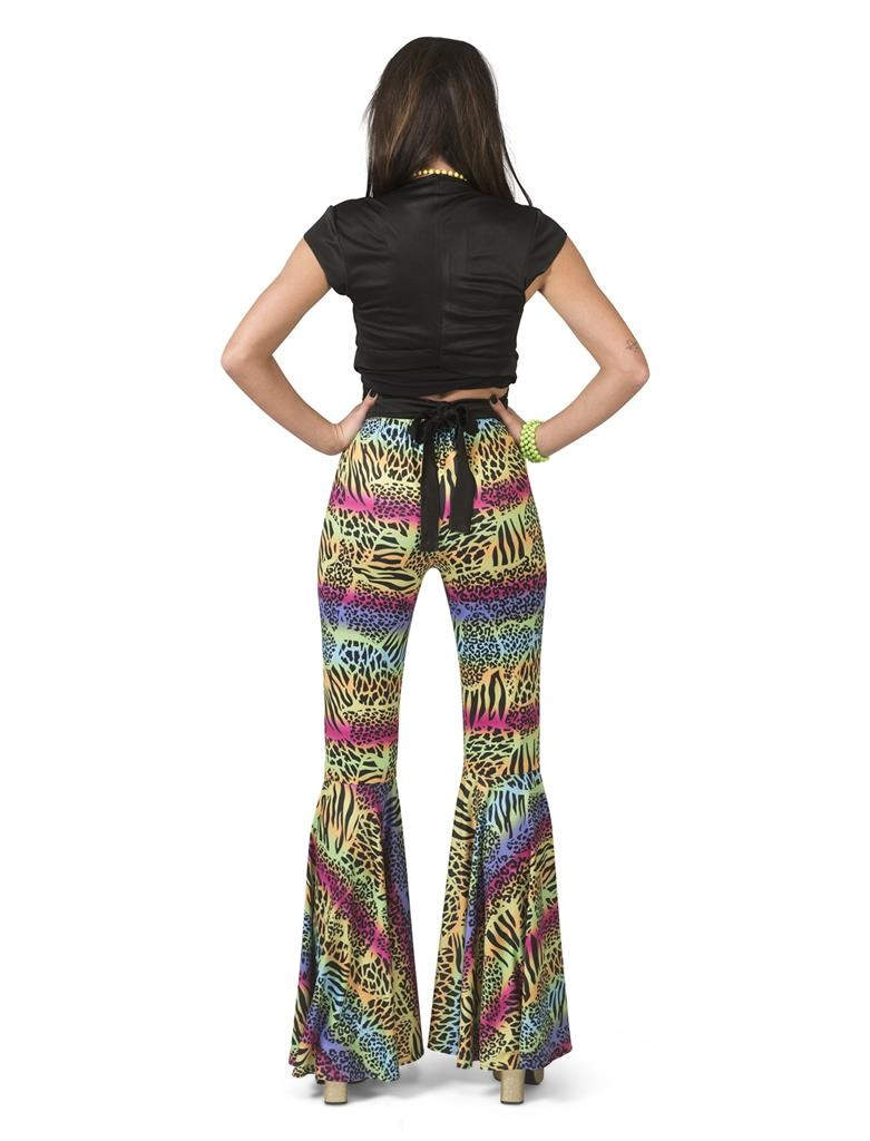 Hippie Pants Animal Print | Multicolor