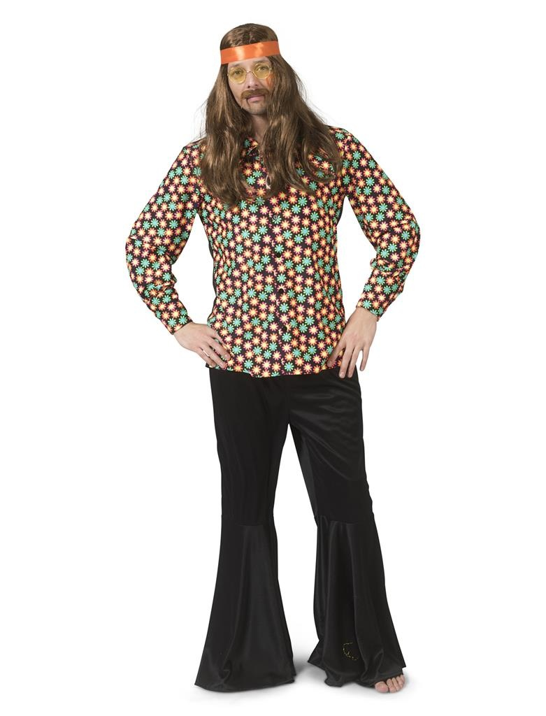 Flowering Fiercely | Hippie/Disco  Shirt