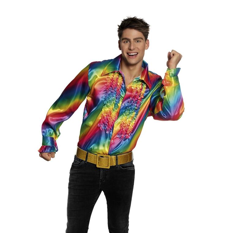 Rainbow Shirt   Multicolor T-Shirt