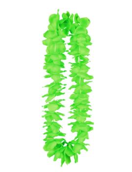 Hawaiikrans Groen | Fluo Bloemenkrans