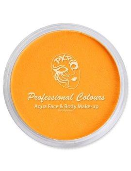 Aquaschmink Potje 30Gram | Oranje