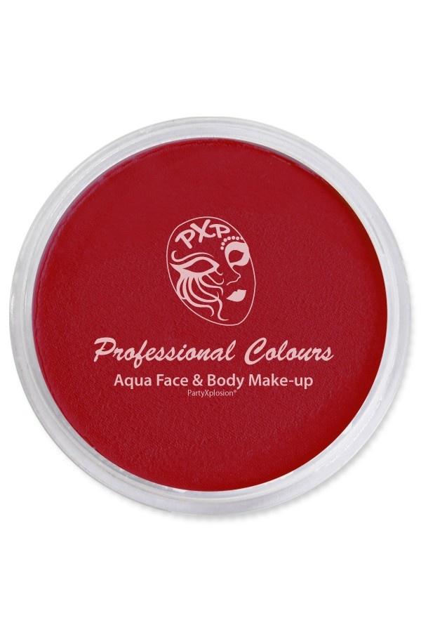 Aquaschmink Potje 10Gram | Ruby Red