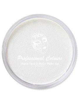 Aquaschmink Potje 30Gram | Sneeuw Wit
