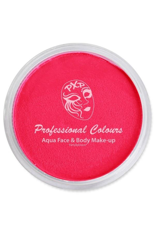 Aquaschmink Potje 30Gram | Neon UV Roze