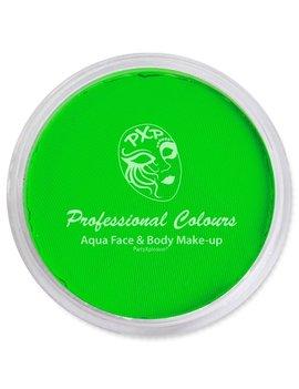 Aquaschmink Potje 10Gram | Neon UV Groen