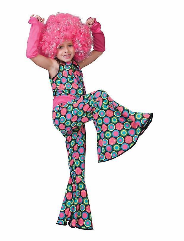 Polka Dots  Disco Jumpsuite  Meisje | Kinderenkostuum