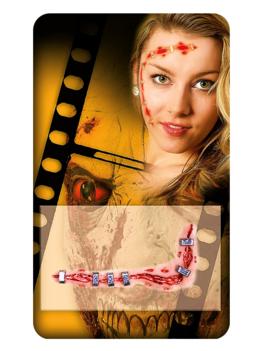 Zombie Nepwond Nietjes| zelfklevend