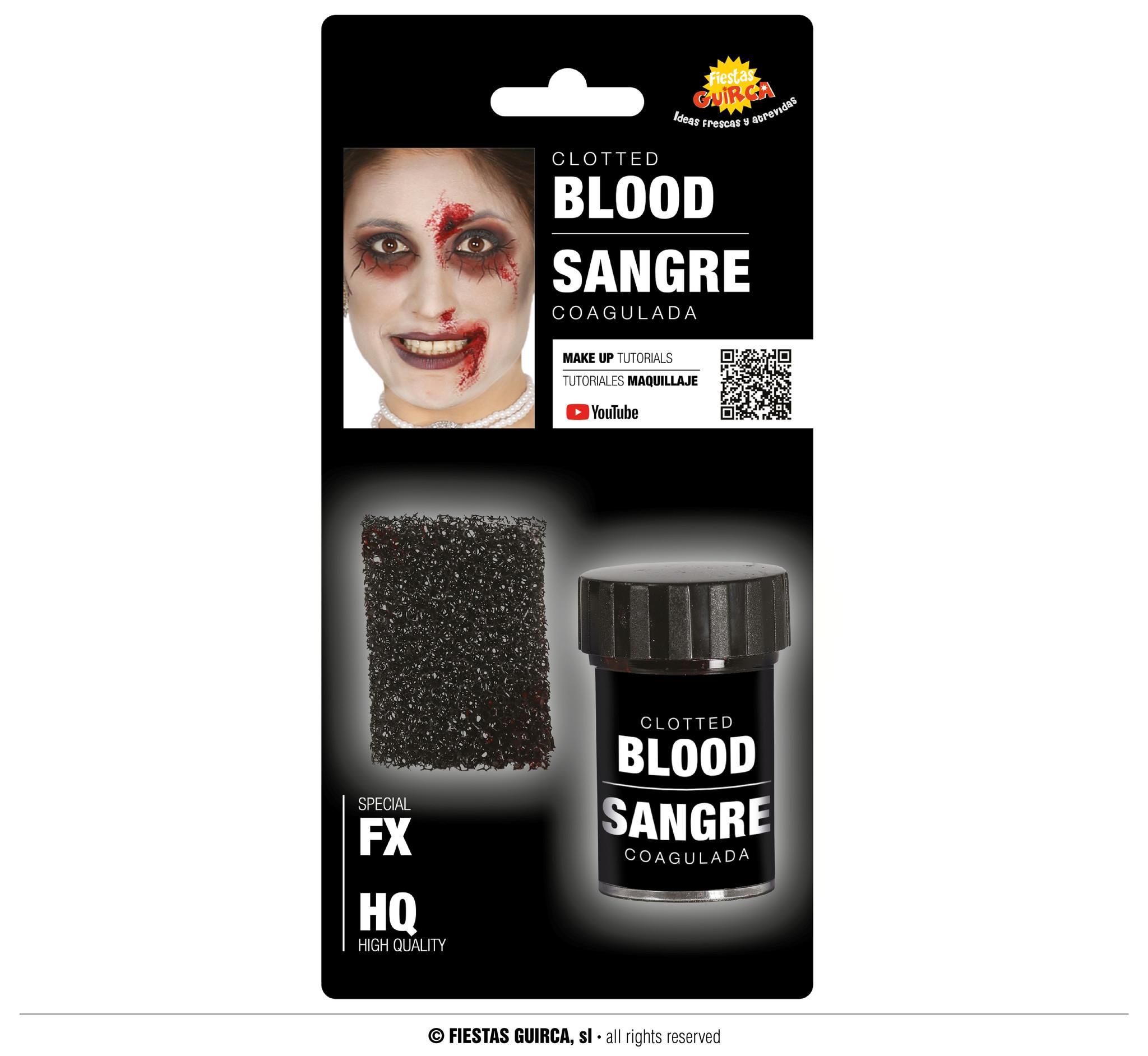 Bloedkorsten   Nepbloed 15 Gram