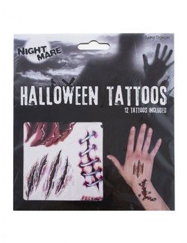 Halloween tattoos |  Horror Neptattoos