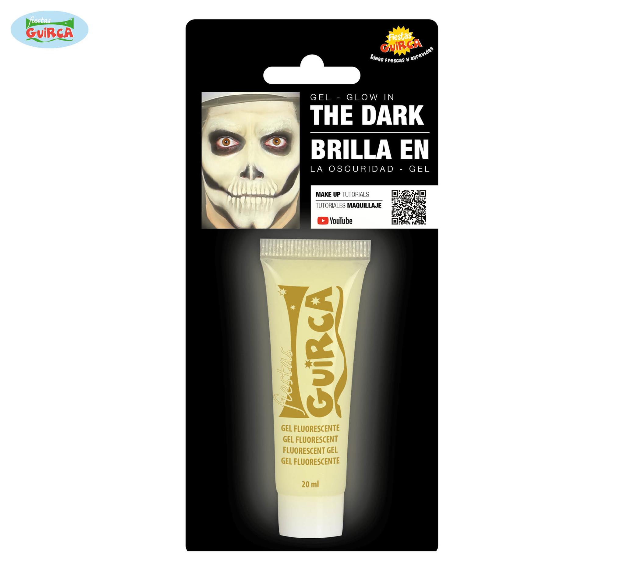 Tube Fluorescerende Gel | Make Up