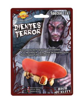 Horror Tanden + Gouden Tand | Neptanden
