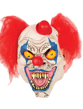 Horrorclown Masker | Pipo Clown Halloween