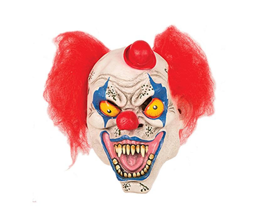 Horrorclown Masker | Pipo Clown Halloween